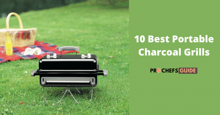 Best Portable Charcoal Grills
