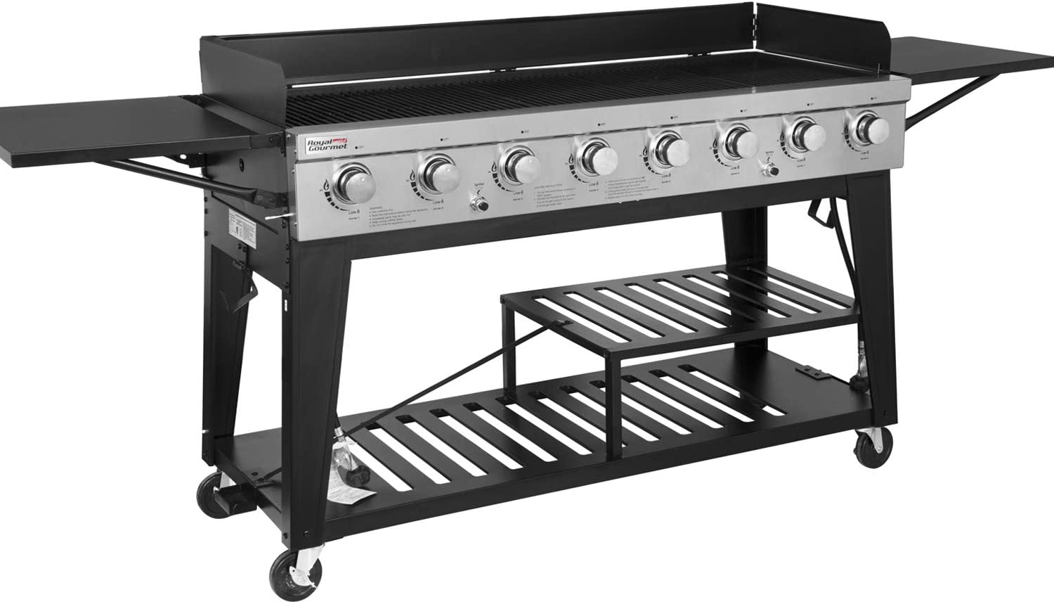 Royal Gourmet GB8000 8 burner grill