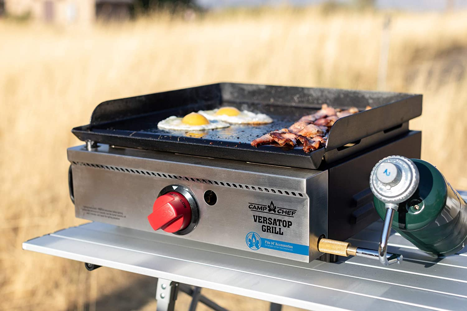 Camp Chef VersaTop 250 Single Burner grill