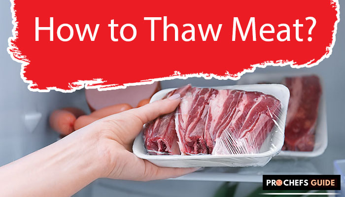 How to Thaw Meat